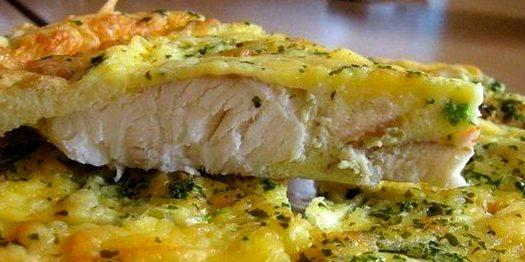 Вкусные блюда из судака: Судак в сливках