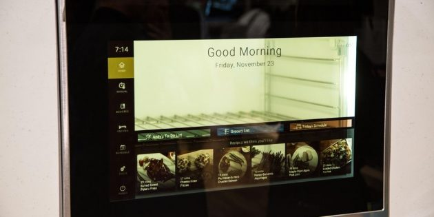Выставка CES-2019: Whirlpool Connected Hub Wall Oven