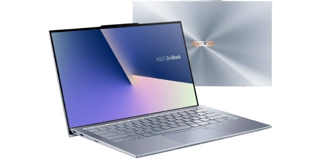 CES 2019: ASUS ZenBook S13