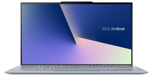 CES 2019: Экран ASUS ZenBook S13