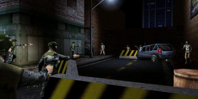 Старые игры на ПК: Deus Ex