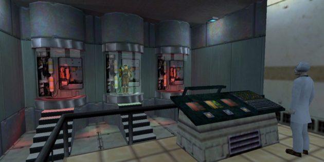 Старые игры на ПК: Half-Life