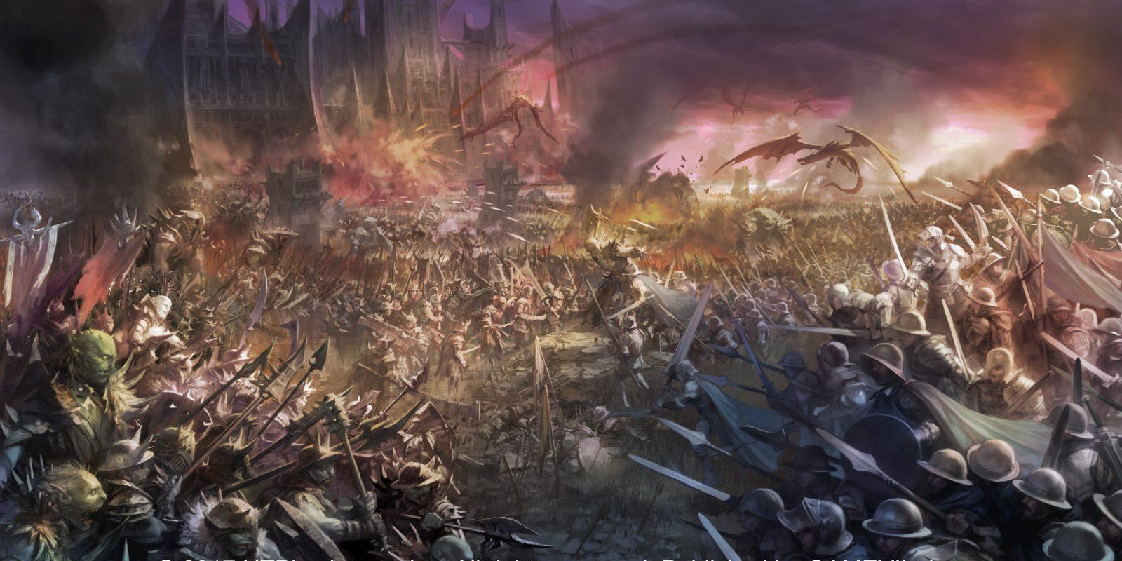Картинки эпичных битв противень