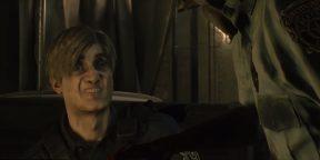 Видео дня: ремейк Resident Evil 2 с анимацией, выкрученной на 500%