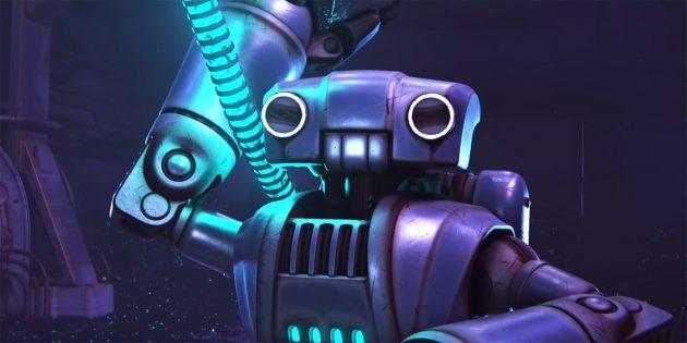 Видео дня: короткометражка от Pixar в духе «ВАЛЛ·И»