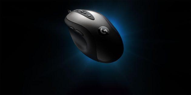 Logitech перевыпустила легендарную геймерскую мышку MX518. Теперь у неё современный сенсор
