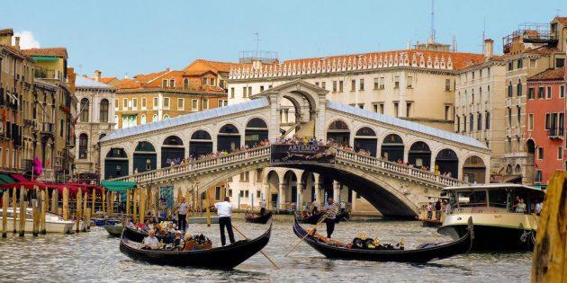 Куда поехать в Европе: Город Венеция, Италия
