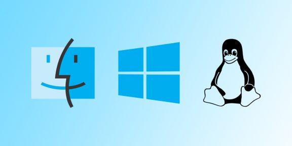 Какая операционная система вам нравится больше всего?