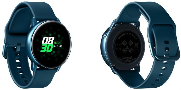 Умные часы Galaxy Watch Active