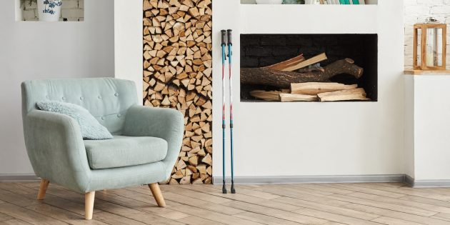 Оборудование «Армед»: Палки для скандинавской ходьбы
