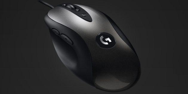 Игровая мышь Logitech G MX518