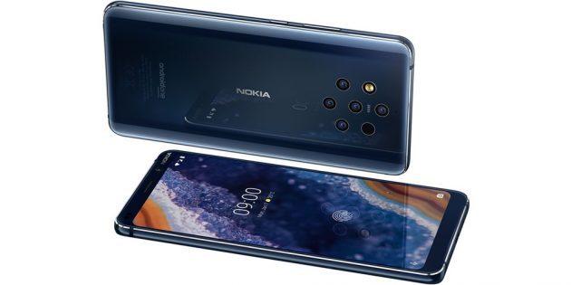Семь модулей основной камеры Nokia 9PureView