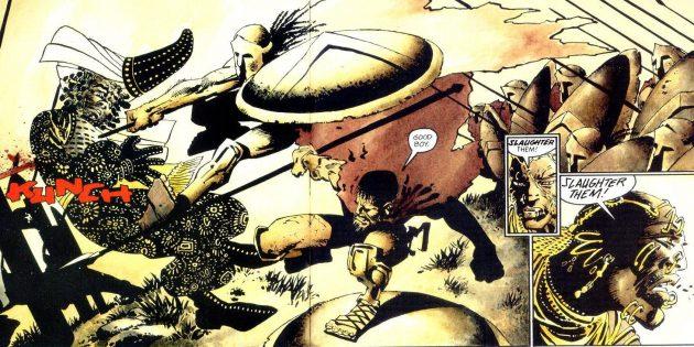 Как снимает Зак Снайдер: дословные экранизации комиксов