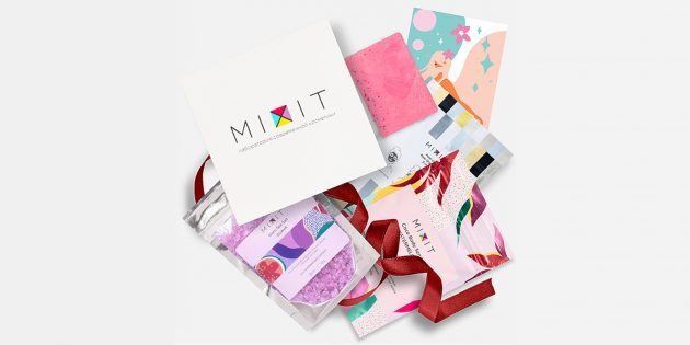 All in one present от MIXIT