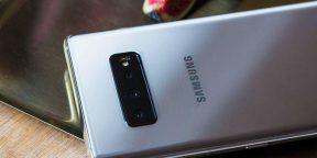 Samsung Galaxy S10 и S10+ показали на качественных рендерах