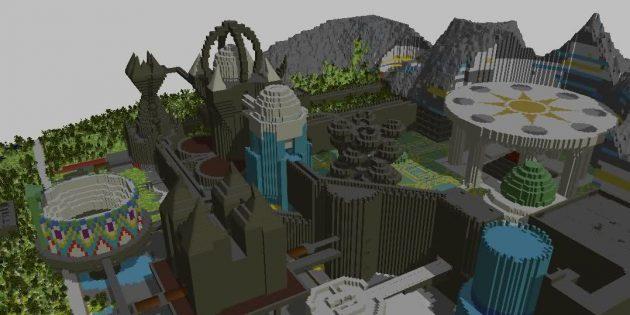 Песочницы: Dwarf Fortress