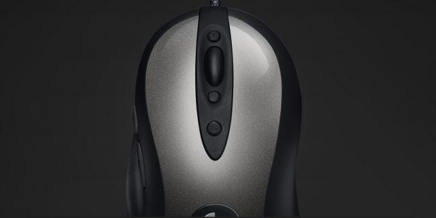 Игровая мышь Logitech G MX518уже доступна для предзаказа