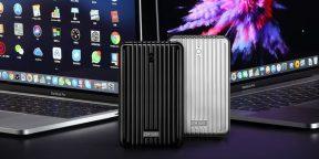 Zendure выпустила портативный аккумулятор, который может зарядить iPhone XS семь раз