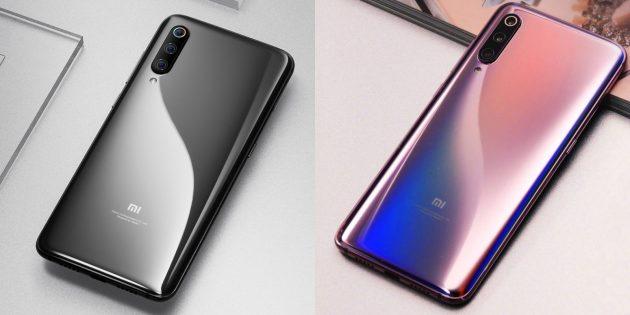 Характеристики Xiaomi Mi 9: дизайн