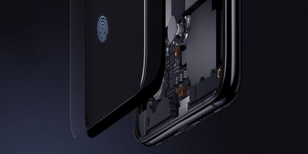 Характеристики Xiaomi Mi 9: может распознать отпечаток даженаморозе