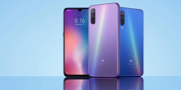 Xiaomi Mi 9SE: дизайн