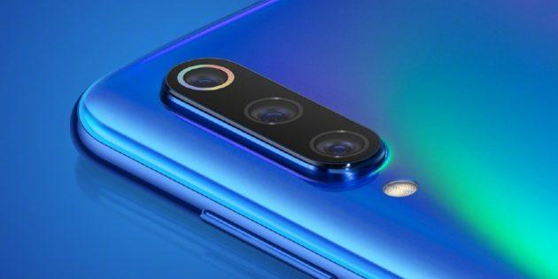 Характеристики Xiaomi Mi 9: камеры