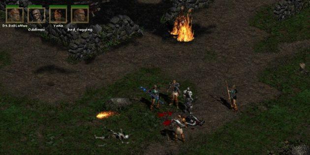 Старые игры на ПК: Diablo II