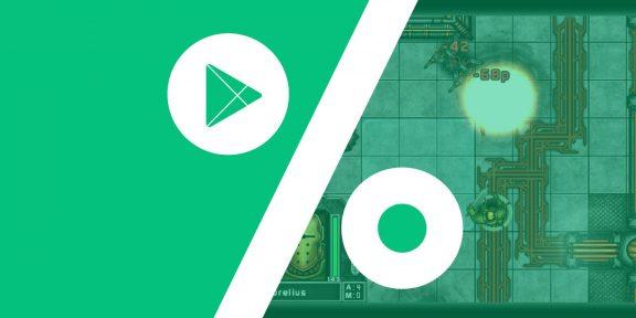 Бесплатные приложения и скидки в Google Play 6 февраля