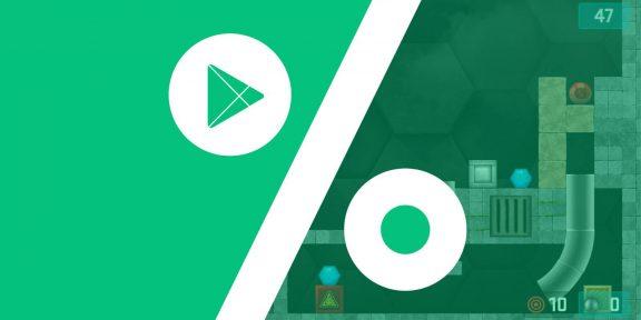 Бесплатные приложения и скидки в Google Play 21 февраля