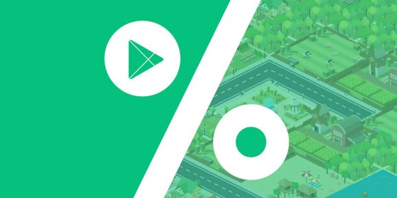 Бесплатные приложения и скидки в Google Play 1 марта