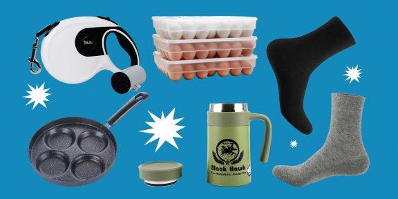 Находки AliExpress: подушка для шеи, магнитный замок и сумка-трансформер
