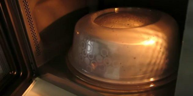 Как и сколько варить куриную печень в микроволновке