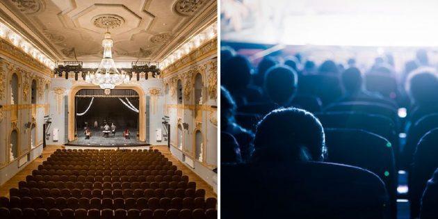 Что подарить бабушке на 8Марта: Билет в театр, концерт или шоу