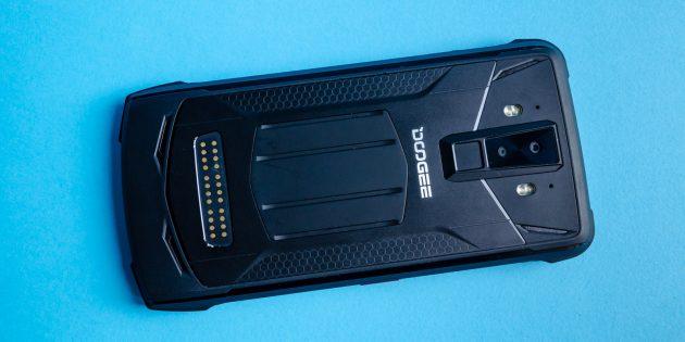 Doogee S90: Задняя крышка