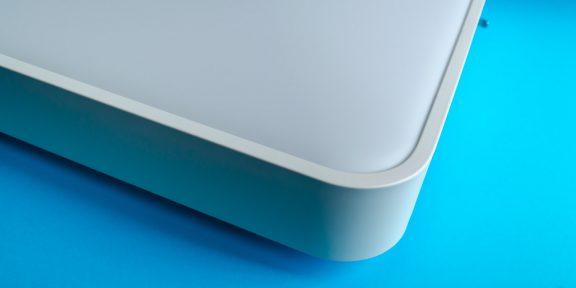 Обзор Yeelight Smart Square LED Ceiling Light — нового светильника для умного дома от Xiaomi