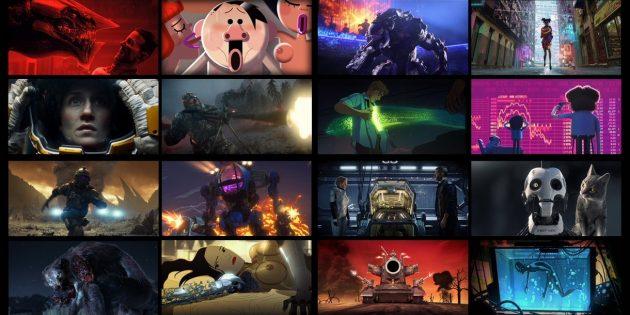 Видео дня: трейлер мультсериала «Любовь, смерть и роботы» от режиссёров «Бойцовского клуба» и «Дэдпула»