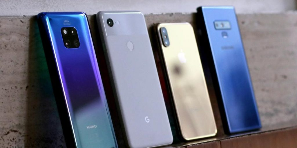 Жюри MWC выбрало лучший смартфон 2018 года