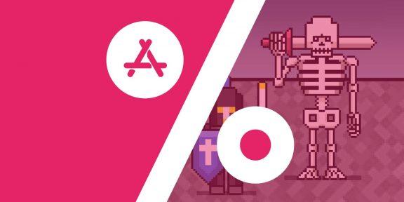 Бесплатные приложения и скидки в App Store 20 февраля