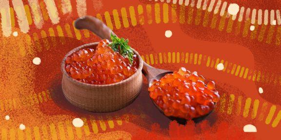 7 способов вкусно засолить икру горбуши в домашних условиях