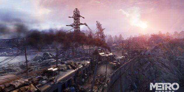 Прохождение Metro Exodus: Прислушивайтесь к товарищам по отряду и другим NPC