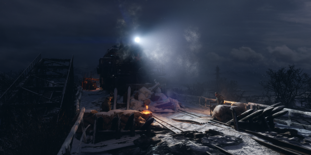 Metro Exodus: Особенно жутко ночью
