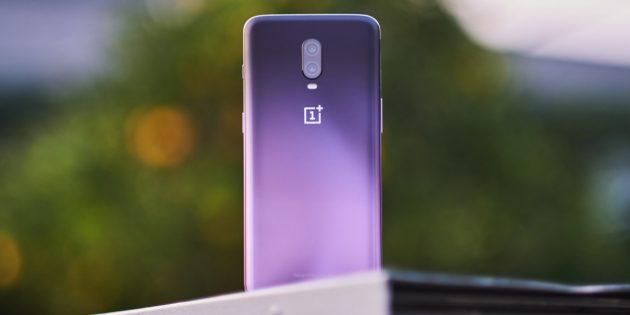 Рейтинг лучших смартфонов 2018года: OnePlus 6T
