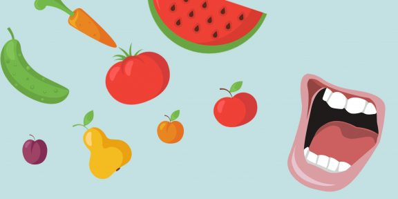 Подкаст Лайфхакера: что произойдёт с организмом, если есть только овощи и фрукты