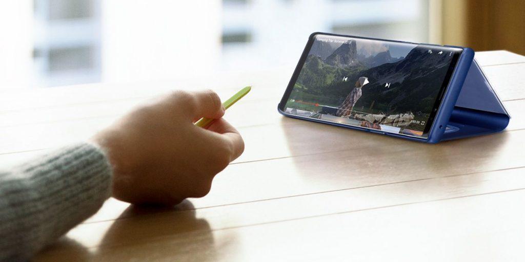 В стилус! Фронтальную камеру Samsung Galaxy Note 10 могут встроить прямо в стилус!