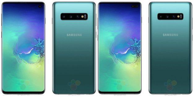Samsung Galaxy S10 и Galaxy S10Plus: тыльная камера имеет три сенсора