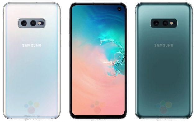 Samsung Galaxy S10E (Galaxy S10Lite)