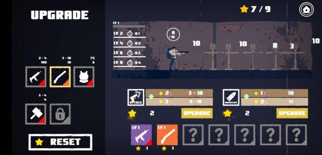 Dead Rain: Оружие можно улучшать за собранные по пути монеты