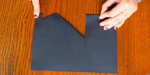 Как сделать открытки на 8 Марта своими руками: согните бумагу