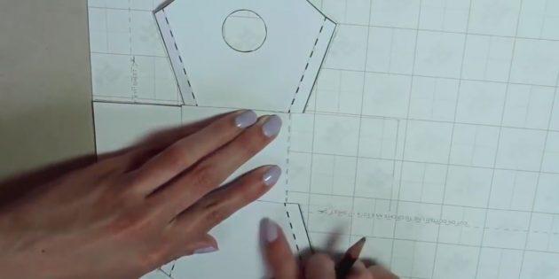 Как сделать скворечник из картона своими руками: Распечатайте шаблон на белой бумаге, вырежьте и обведите на гофрокартоне