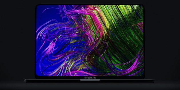 Как изменятся характеристики MacBook Pro в новой версии: возможный дизайн